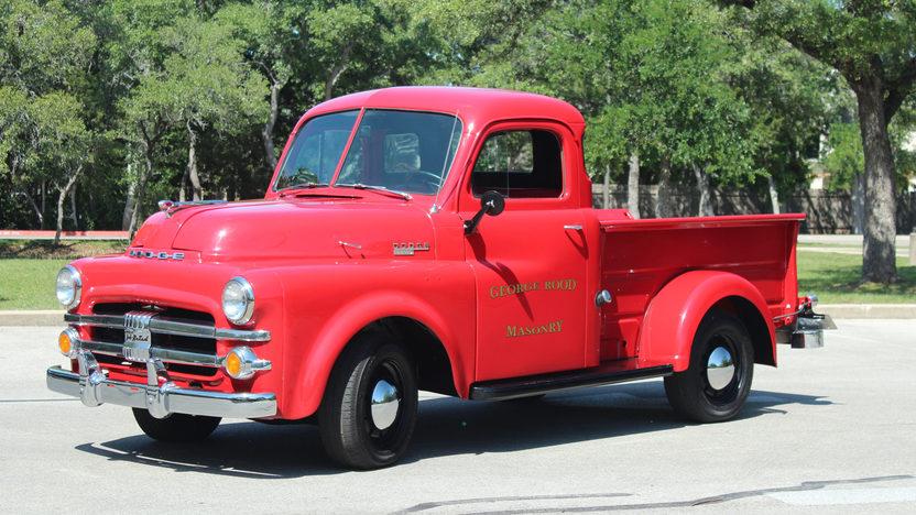 1951 Dodge 5 Window Pickup presented as lot S187 at Kansas City, MO 2013 - image7