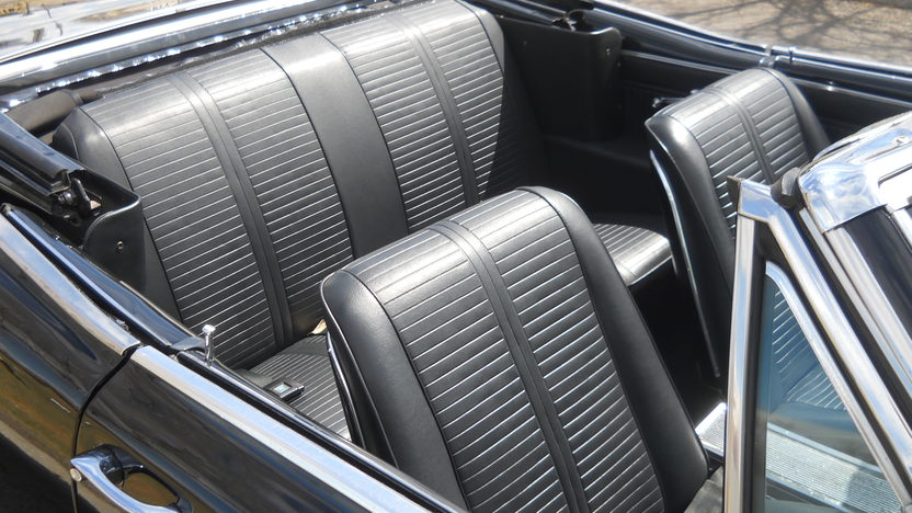 1966 Pontiac GTO Convertible 428/475 HP, 4-Speed presented as lot S194 at Kansas City, MO 2013 - image4