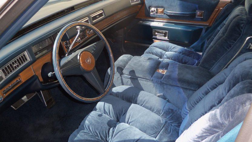 1974 Cadillac Fleetwood 60 Special Talisman 500 CI presented as lot S215 at Kansas City, MO 2013 - image3