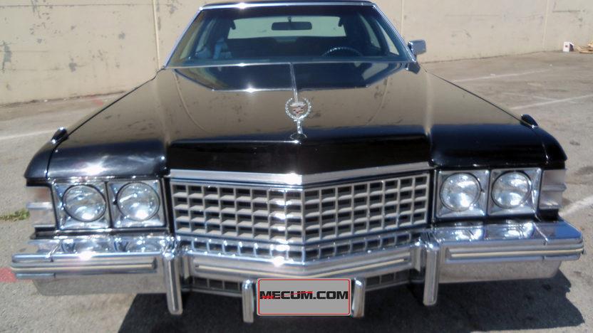 1974 Cadillac Fleetwood 60 Special Talisman 500 CI presented as lot S215 at Kansas City, MO 2013 - image6
