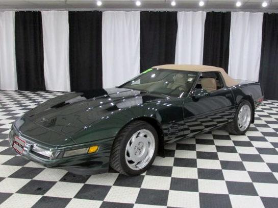 1992 Chevrolet Corvette Convertible 5.7L presented as lot F136.1 at Kansas City, MO 2013 - image10