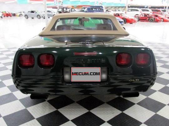1992 Chevrolet Corvette Convertible 5.7L presented as lot F136.1 at Kansas City, MO 2013 - image2