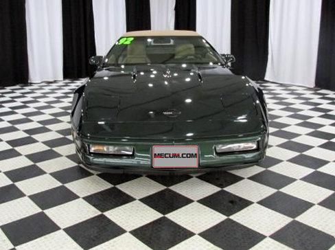1992 Chevrolet Corvette Convertible 5.7L presented as lot F136.1 at Kansas City, MO 2013 - image9
