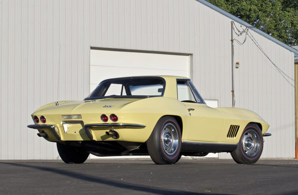 1967 Chevrolet Corvette Convertible 427/435 HP, 4-Speed presented as lot S150.1 at Kansas City, MO 2013 - image11
