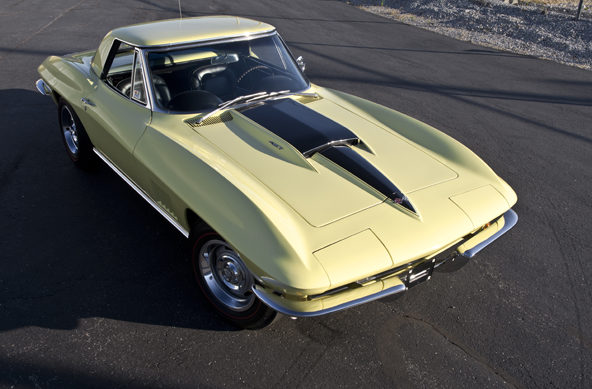 1967 Chevrolet Corvette Convertible 427/435 HP, 4-Speed presented as lot S150.1 at Kansas City, MO 2013 - image12