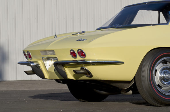1967 Chevrolet Corvette Convertible 427/435 HP, 4-Speed presented as lot S150.1 at Kansas City, MO 2013 - image8