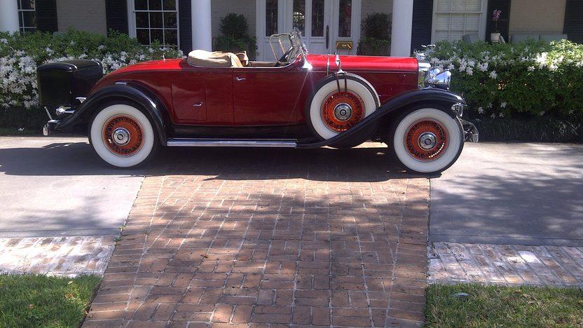 1931 Cadillac Roadster presented as lot S121.1 at Kansas City, MO 2013 - image2