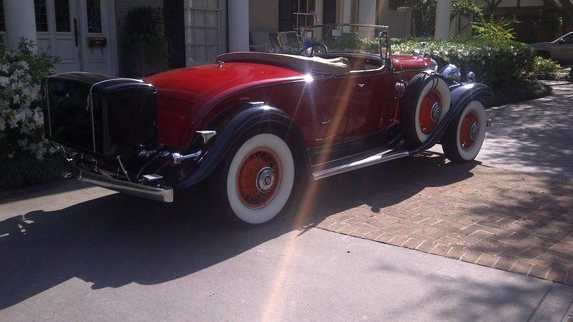 1931 Cadillac Roadster presented as lot S121.1 at Kansas City, MO 2013 - image3