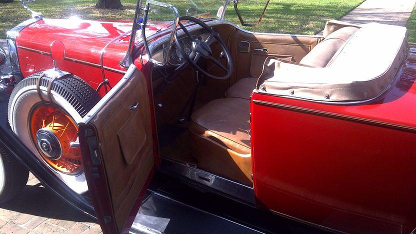 1931 Cadillac Roadster presented as lot S121.1 at Kansas City, MO 2013 - image4