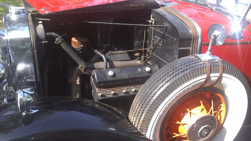 1931 Cadillac Roadster presented as lot S121.1 at Kansas City, MO 2013 - image5