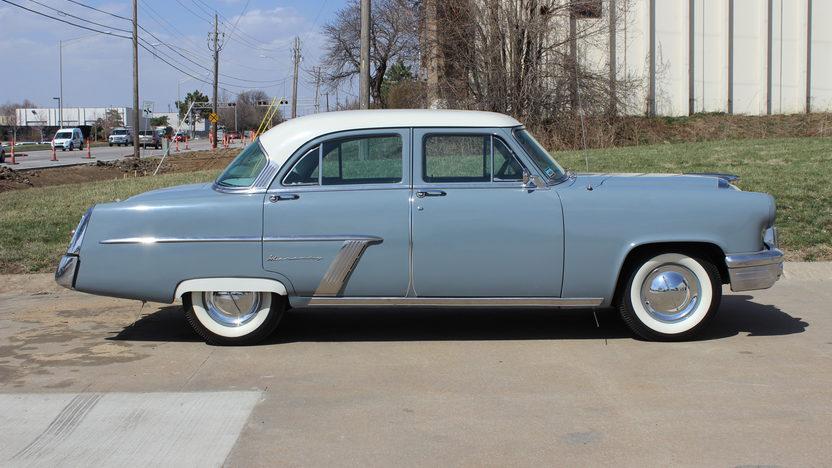 1952 Mercury Monterey 255 CI, Automatic presented as lot T110 at Kansas City, MO 2014 - image2