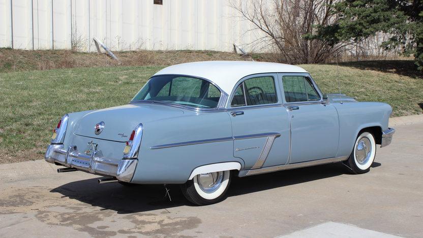 1952 Mercury Monterey 255 CI, Automatic presented as lot T110 at Kansas City, MO 2014 - image3