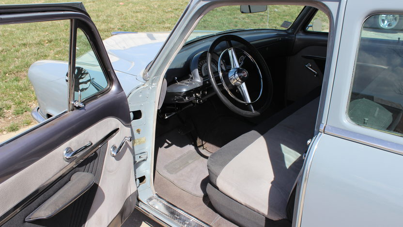 1952 Mercury Monterey 255 CI, Automatic presented as lot T110 at Kansas City, MO 2014 - image4