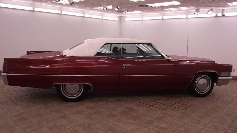 1970 Cadillac Deville Convertible presented as lot T124 at Kansas City, MO 2014 - image10