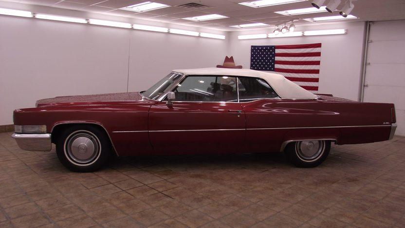 1970 Cadillac Deville Convertible presented as lot T124 at Kansas City, MO 2014 - image2