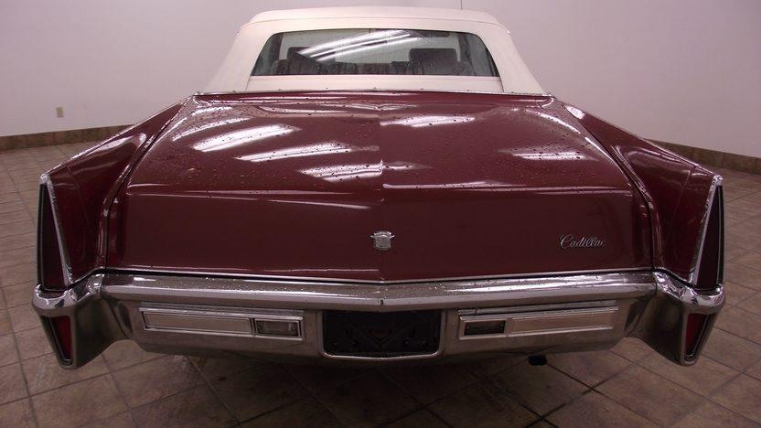 1970 Cadillac Deville Convertible presented as lot T124 at Kansas City, MO 2014 - image3