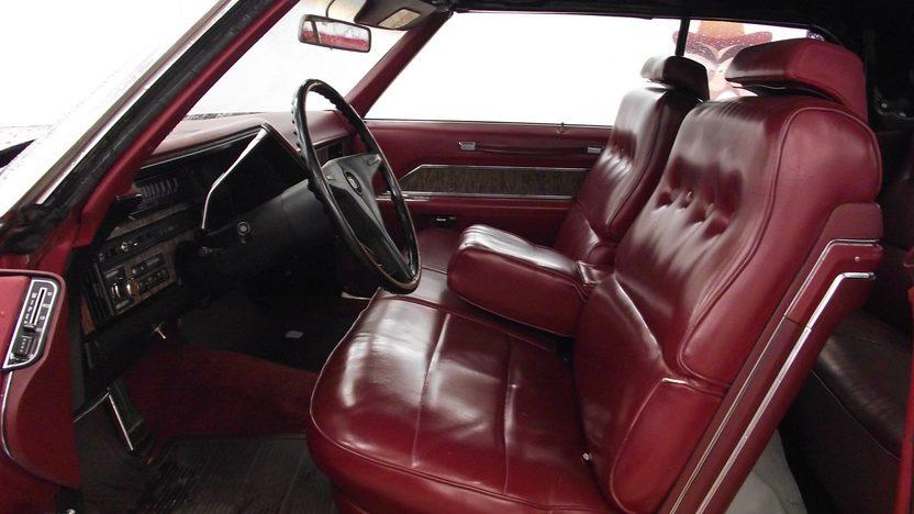 1970 Cadillac Deville Convertible presented as lot T124 at Kansas City, MO 2014 - image4
