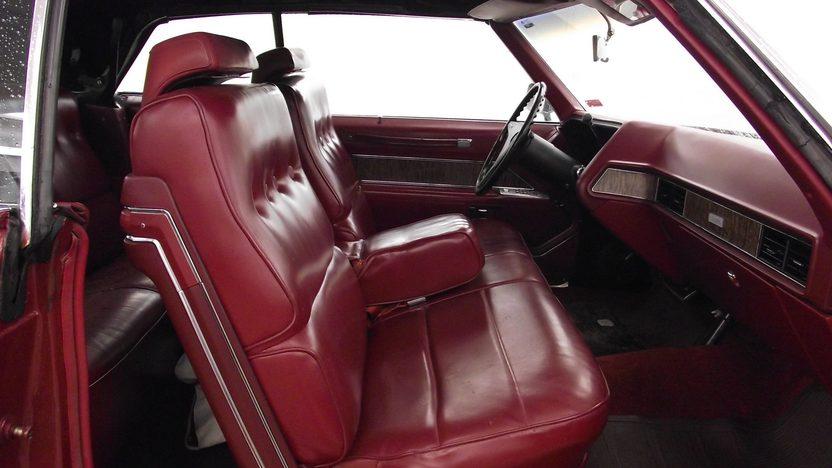 1970 Cadillac Deville Convertible presented as lot T124 at Kansas City, MO 2014 - image5