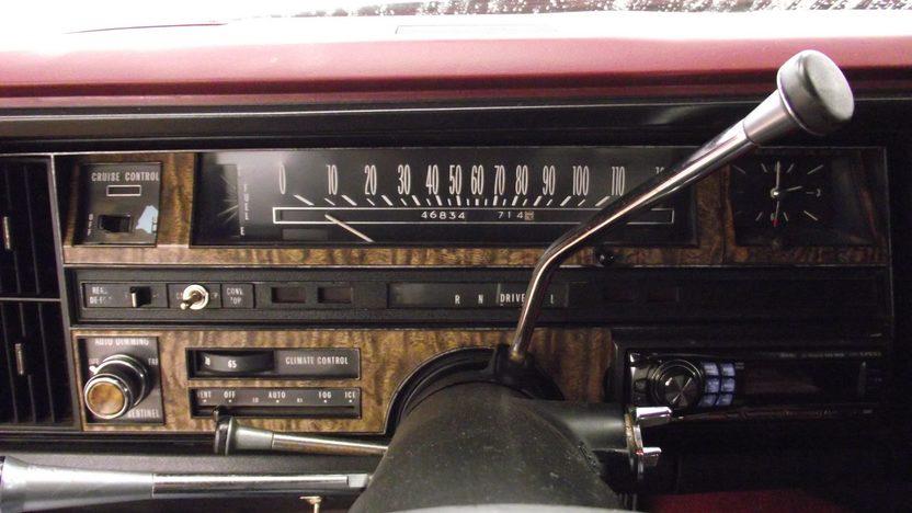 1970 Cadillac Deville Convertible presented as lot T124 at Kansas City, MO 2014 - image6