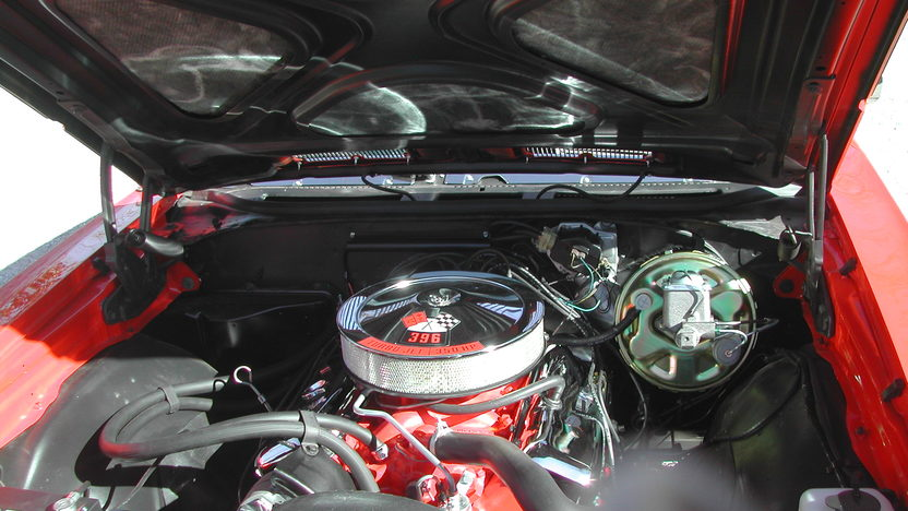 1969 Chevrolet Chevelle SS 396 CI, 3-Speed presented as lot F146 at Kansas City, MO 2014 - image7