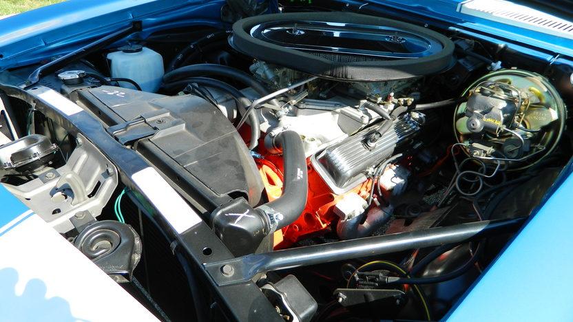 1969 Chevrolet Camaro RS Z28 Cross Ram 302/290 HP, 4-Speed presented as lot S105 at Kansas City, MO 2014 - image6