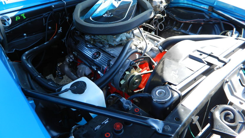 1969 Chevrolet Camaro RS Z28 Cross Ram 302/290 HP, 4-Speed presented as lot S105 at Kansas City, MO 2014 - image7
