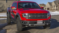 2013 Ford Shelby Raptor Pickup 6.2/575 HP, 2,100 Miles presented as lot S113 at Kansas City, MO 2014 - thumbail image11