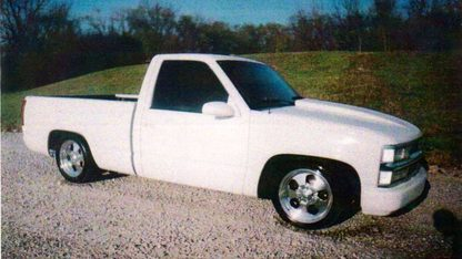 1989 Chevrolet Short Bed Pickup