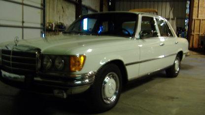 1973 Mercedes-Benz SEL 450 Sedan