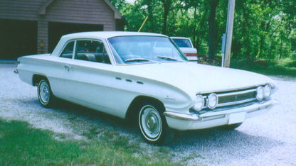1962 Buick Special Coupe