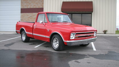 1967 Chevrolet C10 Pick Up