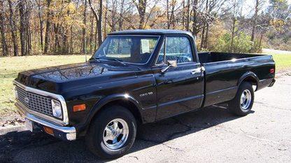 1971 Chevrolet C10 1/2 ton Pickup