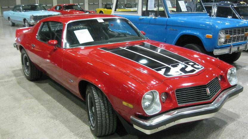 1974 camaro bmw - photo #14