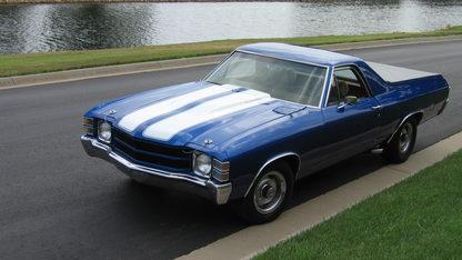 1971 Chevrolet El Camino Pickup