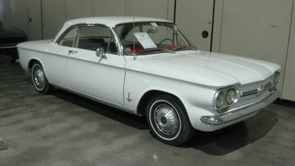 1962 Chevrolet Corvair 2-door