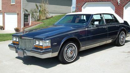 1984 Cadillac Seville 4-Door Sedan
