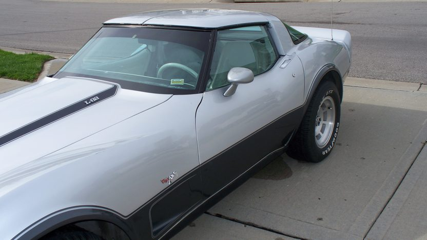 1979 Chevrolet Corvette Coupe 350 CI, Automatic presented as lot F140 at Kansas City, MO 2009 - image2