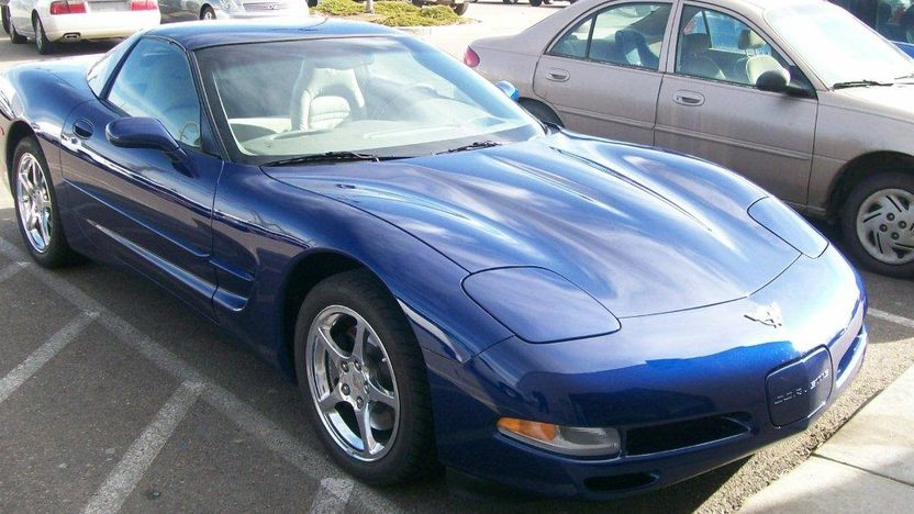 2004 Chevrolet Corvette Coupe Commemorative Edition, 6-Speed presented as lot F231 at Kansas City, MO 2009 - image2