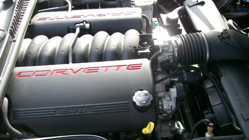 2004 Chevrolet Corvette Coupe Commemorative Edition, 6-Speed presented as lot F231 at Kansas City, MO 2009 - image7