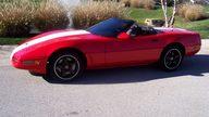 1996 Chevrolet Corvette Convertible 350/300 HP, Automatic presented as lot S22 at Kansas City, MO 2009 - thumbail image3