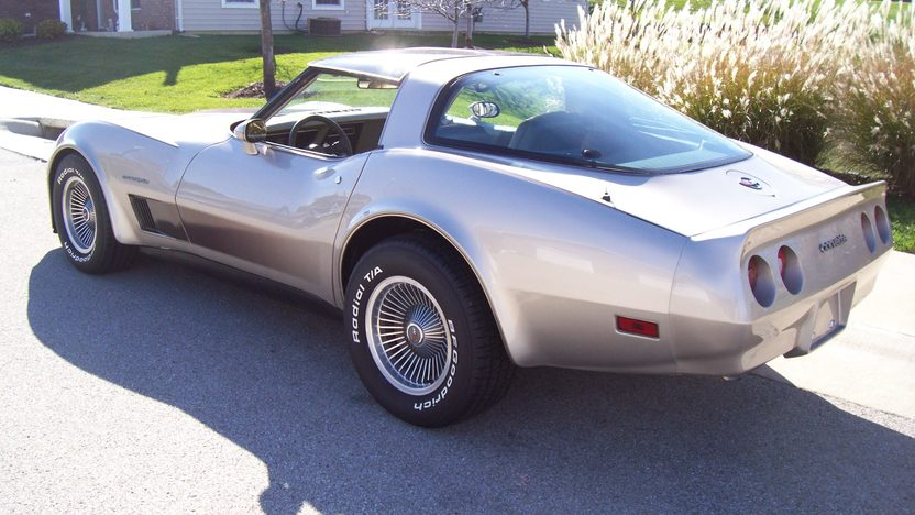 1982 Chevrolet Corvette Collectors Edition 350/200 HP, Automatic presented as lot S31 at Kansas City, MO 2009 - image2