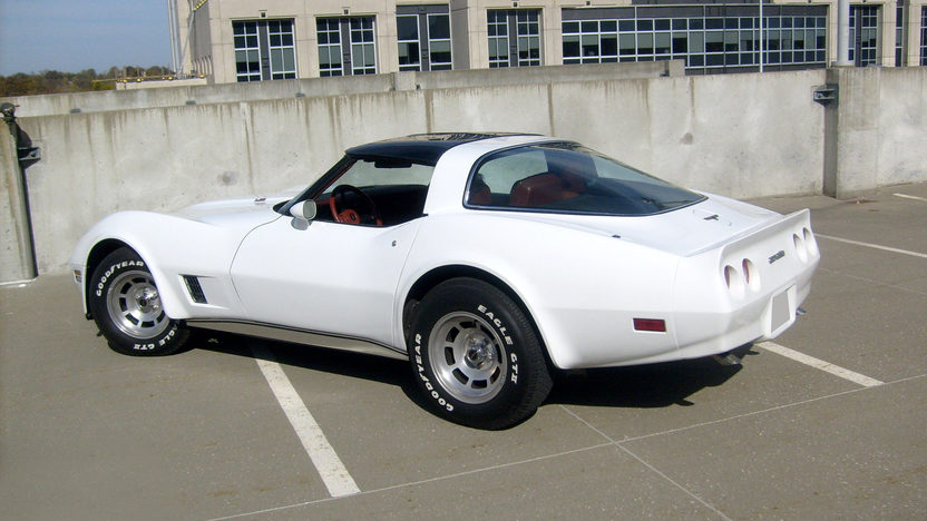 1981 Chevrolet Corvette Coupe 350 CI, Automatic presented as lot S42 at Kansas City, MO 2009 - image2
