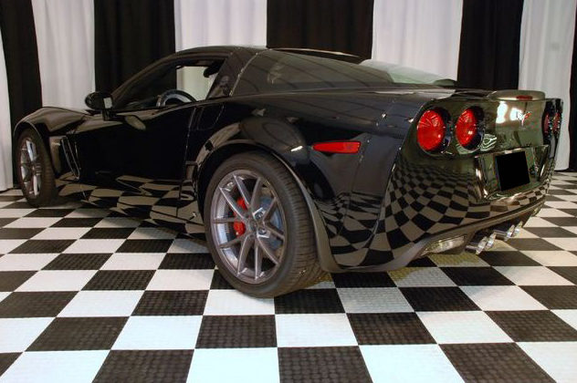 2009 Chevrolet Corvette CSR Coupe 1 of 10, On MSO, 3 Original Miles presented as lot S84.1 at Kansas City, MO 2009 - image2