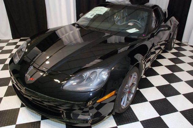 2009 Chevrolet Corvette CSR Coupe 1 of 10, On MSO, 3 Original Miles presented as lot S84.1 at Kansas City, MO 2009 - image3