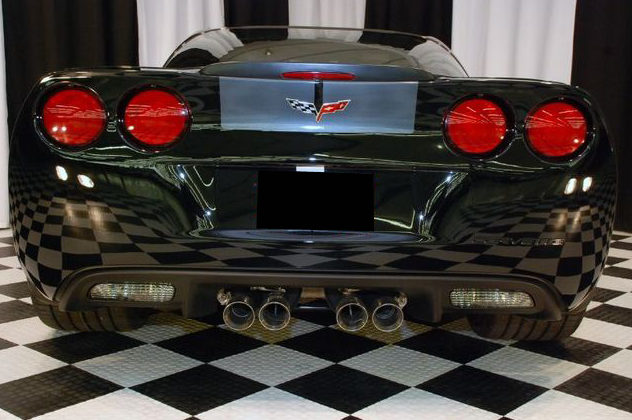 2009 Chevrolet Corvette CSR Coupe 1 of 10, On MSO, 3 Original Miles presented as lot S84.1 at Kansas City, MO 2009 - image4