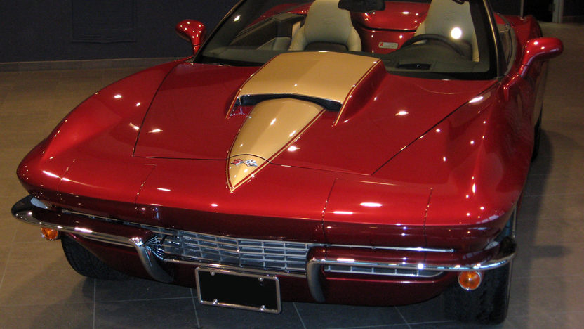 2009 Chevrolet Corvette Convertible 436 HP, 6-Speed Automatic presented as lot S91.1 at Kansas City, MO 2009 - image3