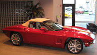 2009 Chevrolet Corvette Convertible 436 HP, 6-Speed Automatic presented as lot S91.1 at Kansas City, MO 2009 - thumbail image6