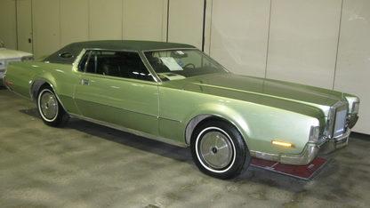 1972 Lincoln Mark IV 2 Dr