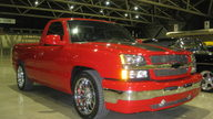 2004 Chevrolet Silverado Short Box Pickup RST Regency Limited Edition presented as lot F231.1 at Kansas City, MO 2009 - thumbail image4