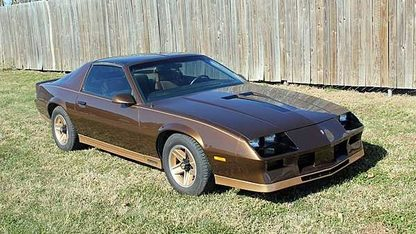 1984 Chevrolet Camaro Z-28 Coupe